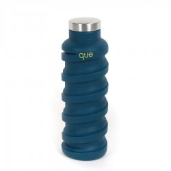 Que Bottle - 20 oz - Midnight Blue