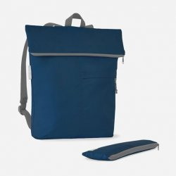 Packable Backpack - Navy
