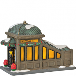 Department 56 56th Street Station