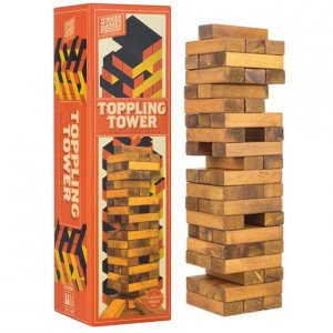 Wooden Game - Toppling Tower
