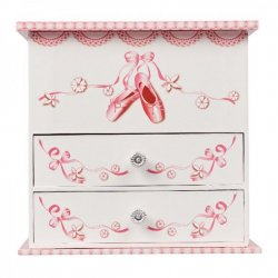 Mele Jewelry Box - Angel