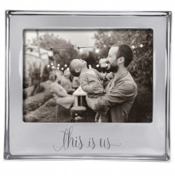 "Mariposa Frame 5"" x 7"" - Ths is Us"