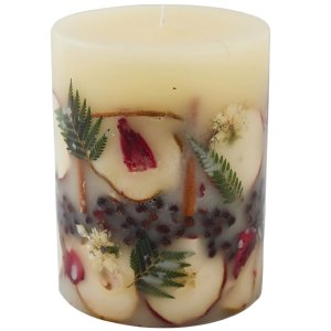 Rosy Rings Botanical Candle Spicy Apple - Medium