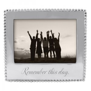 """Mariposa Frame 5"""" x 7"""" - Remember This Day"""