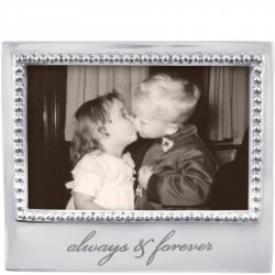 "Mariposa Frame 4"" x 6"" - Always and Forever"