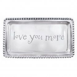 Mariposa Trinket Tray - Love You More