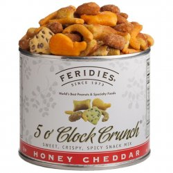 Feridies 6 oz 5 o'clock Crunch