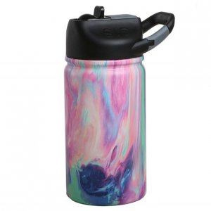 SIC Cups 12 oz Lil Sic Hot/Cold Bottle - Cotton Candy