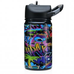SIC Cups 12 oz Lil Sic Hot/Cold Bottle - Graffiti