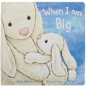 "Jellycat ""When I Am Big"" Book"