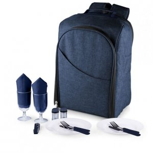 Picnic Time Colorado Backpack - Navy