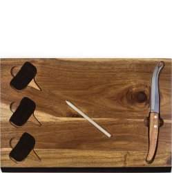 Picnic Time Delio Cheese Board Set