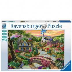 Ravensburger 2000 pc Puzzle - Enchanted Valley