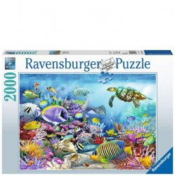Ravensburger 2000 pc Puzzle - Coral Reel Majesty
