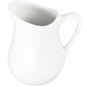 "BIA ""Cordon Bleu"" Pitcher 4 oz. – White, Style #900149"