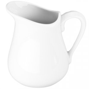 "BIA ""Cordon Bleu"" Pitcher 16 oz. – White, Style #900145"