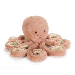 Jellycat Odell Octopus - Medium