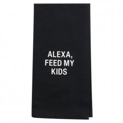 Kitchen Towel - Alexa Feed My Kids