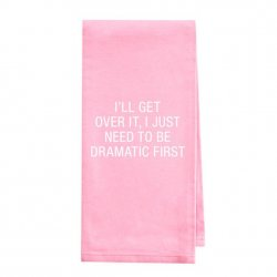 Kitchen Towel - Dramatic