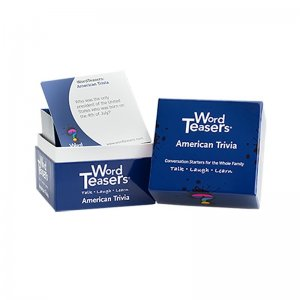Word Teasers American Trivia
