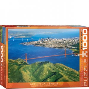 Eurographics Puzzle - 1000 pc Golden Gate Bridge