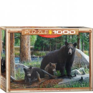 Eurographics Puzzle - 1000 pc New Discoveries