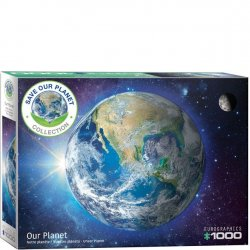 Eurographics Puzzle - 1000 pc Our Planet