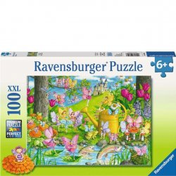 Ravensburger 100 PC Puzzle - Fairy Playland