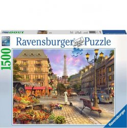 Ravensburger 1500 pc Puzzle - Vintage Paris