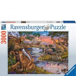 Ravensburger 3000 PC Puzzle - Animal Kingdom