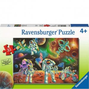 Ravensburger 35 PC Puzzle - Moon Landing