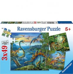 Ravensburger 49 PC Puzzle - Fascination Dinosaur