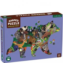 Mudpuppy 300 Pc Puzzle - Woodland Forest