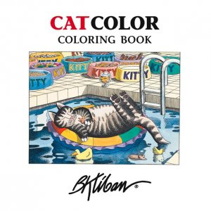 Coloring Book - Cat Color
