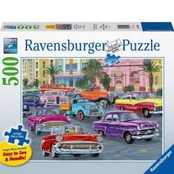 Ravensburger 500 PC Puzzle - Cruis'n