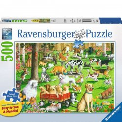 Ravensburger 500 PC Puzzle - At The Dog Park