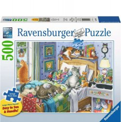 Ravensburger 500 PC Puzzle - Cat Nap
