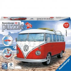 Ravensburger 3D Puzzle - VW Bus T1 Campervan