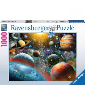Ravensburger 1000 PC Puzzle - Planetary Vision
