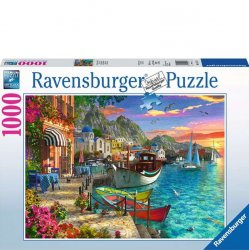 Ravensburger 1000 PC Puzzle - Grandiose Greece