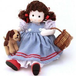 Musical Storybook Doll - Dorothy