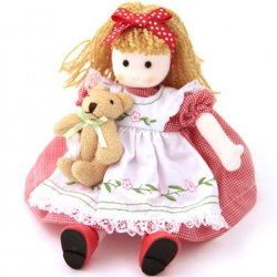 Musical Storybook Doll - Goldilocks