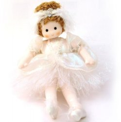Musical Doll - Swan Lake