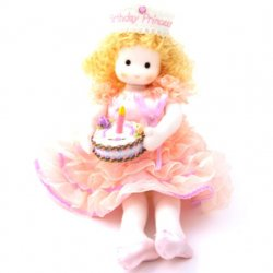 Musical Doll - Birthday Princess Blonde