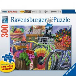 Ravensburger 300 PC Puzzle - Bicycle Group