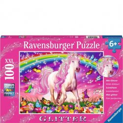 Ravensburger 100 PC Puzzle - Horse Dream Glitter