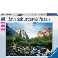 Ravensburger 1000 PC Puzzle - Yosemite Valley