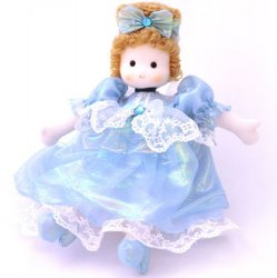 Musical Doll - Cinderella at the Ball