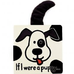 Jellycat Board Book - If I Were a Puppy