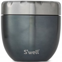 S'well Eats 2-in-1 Nesting Food Bowl - Blue Suede